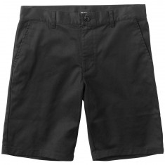RVCA The Weekend Stretch Shorts - Black