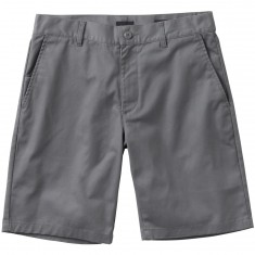 RVCA The Weekend Stretch Shorts - Smoke