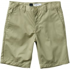 RVCA The Week-End Shorts - Khaki