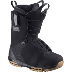 Salomon Dialogue Focus Boa Snowboard Boots - Black/Ato