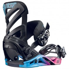 Salomon Hologram Snowboard Bindings 2017 - Color