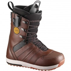 Salomon Launch Lace Snowboard Boots - Brown