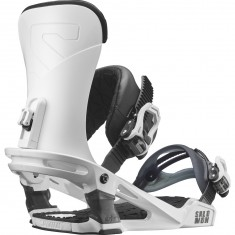 Salomon Trigger Snowboard Bindings - White