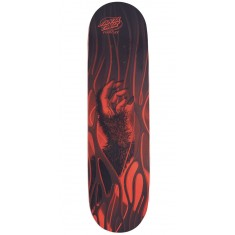 Santa Cruz Blood Freak Everslick Skateboard Deck - 8.25