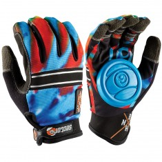 Sector 9 BHNC Slide Gloves - Acid Blue