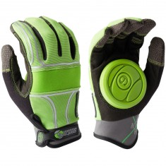 Sector 9 BHNC Slide Gloves - Green