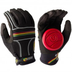 Sector 9 BHNC Slide Gloves - Rasta