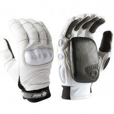 Sector 9 Boxer II Slide Gloves - White