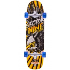 Sector 9 Budro 36 Longboard Complete - 2015 - Yellow