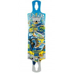 Sector 9 Catapult Longboard Deck