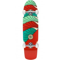 Sector 9 Cyclone Longboard Complete 2016 - Red