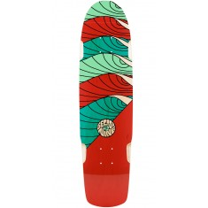 Sector 9 Cyclone Longboard Deck - Red