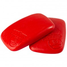 Sector 9 Ergo Replacement Pucks  - Red