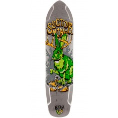 Sector 9 Mini Daisy Longboard Deck - Green