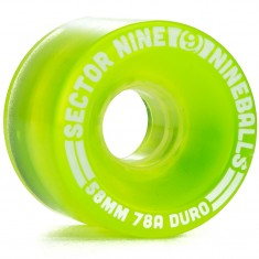 Sector 9 Nine Balls Longboard Wheels - 58mm