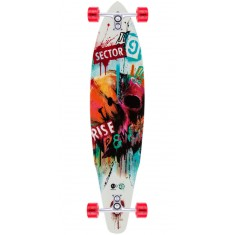 Sector 9 Rise and Fall Longboard Complete