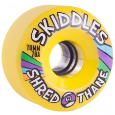 Sector 9 Skiddles Longboard Wheels - 70mm 78a