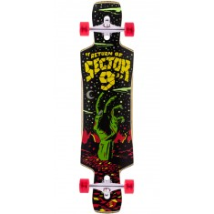 Sector 9 Static Longboard Complete - 9.875