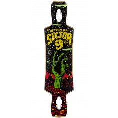 Sector 9 Static Longboard Deck - 9.875
