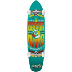 Sector 9 The Wedge Longboard Complete - Teal