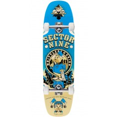 Sector 9 Woodshed Longboard Complete - Blue