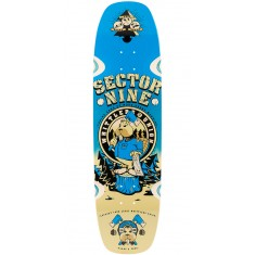 Sector 9 Woodshed Longboard Deck - Blue