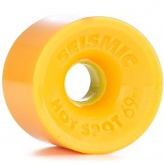 Seismic Hot Spots Longboard Wheels - 69mm