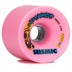 Seismic Hot Spots Longboard Wheels - 76mm