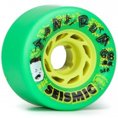Seismic Tantrum Longboard Wheels - 68mm