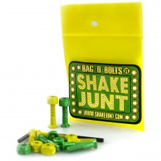 "Shake Junt 7/8"" Allen Hardware - Green/Yellow"