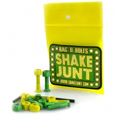 "Shake Junt 1"" Allen Hardware - Green/Yellow"