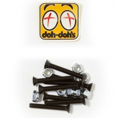 "Shorty's 1 1/2"" Longboard Hardware"