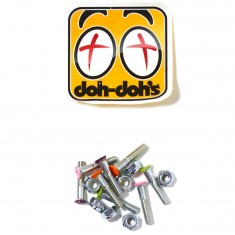 "Shorty's 1"" Color Hardware - De La Single"