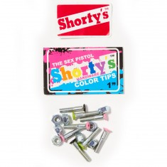 "Shorty's 1"" Color Hardware - Sex Pistol"
