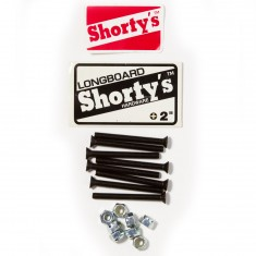 "Shorty's 2"" Longboard Hardware"