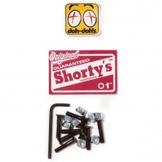 """Shorty's Allen Mounting Hardware - 1"""""""