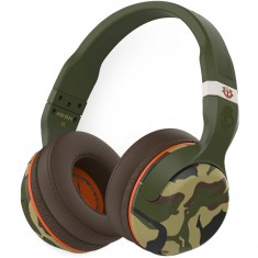 SkullCandy Hesh 2 Wireless Headphones - Camo
