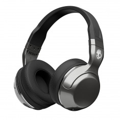 Skullcandy Hesh Wireless Headphones - Silver/Black/Chrome