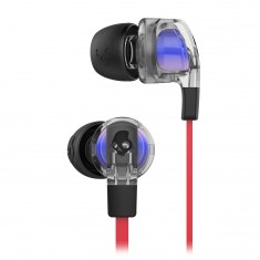 Skullcandy Smokin Bud 2 Headphones - Spaced Out/Clear/Black