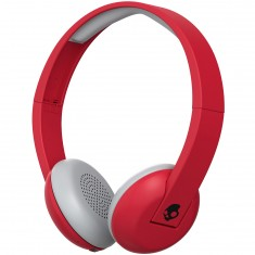 Skullcandy Uproar Wireless Headphones - Ill Famed/Red/Black