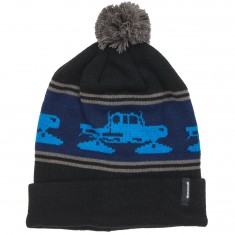 Spacecraft Snowcat Pom Beanie - Navy