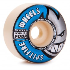 Spitfire Formula Four Radial Skateboard Wheels - 52mm - 99a
