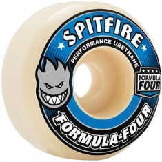 Spitfire Formula Four Skateboard Wheels - Classic 52mm 99a