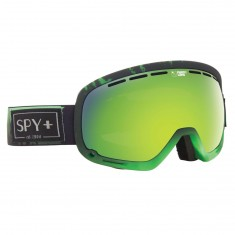 Spy Marshall Snowboard Goggles - Aurora Green/ Happy Bronze with Green Spectra