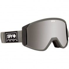 Spy Raider Snowboard Goggles - Deep Winter Gray/Happy Bronze with Silver Spectra/Persimmon