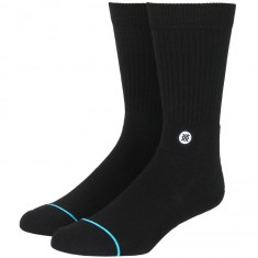 Stance Icon Socks - Black/White