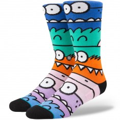 Stance Monster Mash 2 Socks - Multi