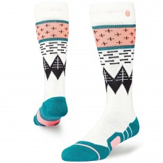 Stance Outland Snowboard Socks - Black