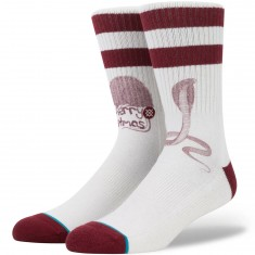 Stance Pope Xmas Socks - Natural