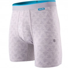 Stance Tri Print Underwear - Grey Heather